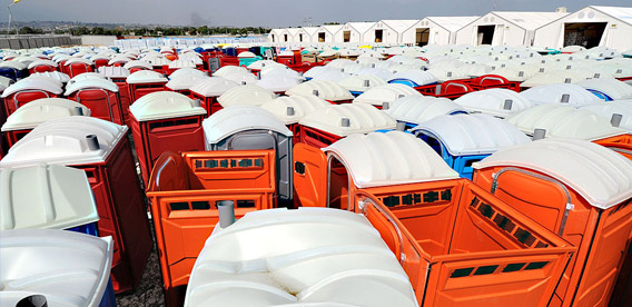 Champion Portable Toilets in Sanford, FL